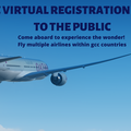 GCC VIRTUAL REGISTRATION OPEN TO THE PUBLIC